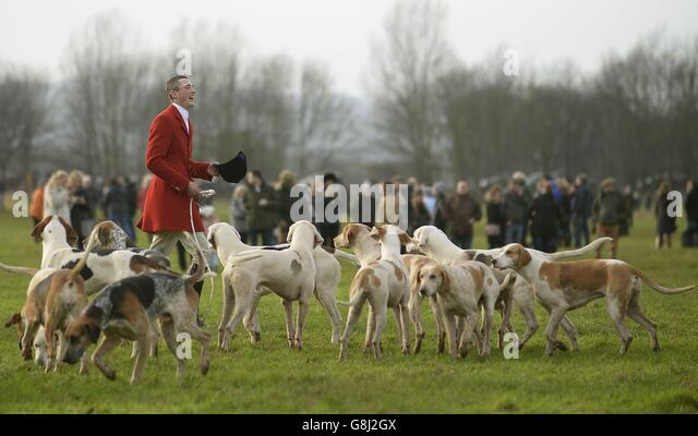 north cornwall hunt boxing day meet 2012