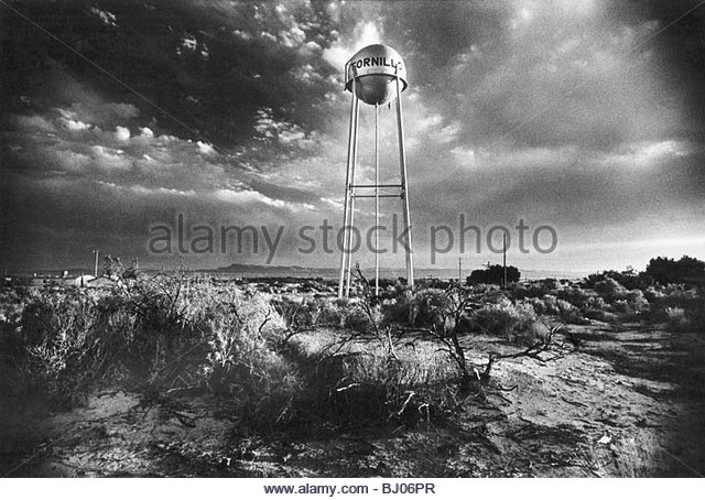 Water Tower, Texas, USA - Stock-Bilder