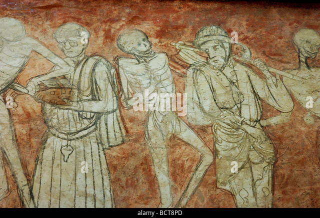 Danse macabre stock photos danse macabre stock images for Chaise haute fresco bloom