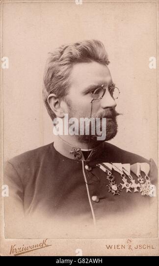 Komzak, Karl [1850-1905] - Stock-Bilder