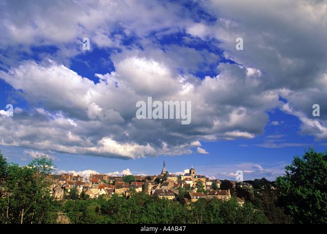Avallon france stock photos avallon france stock images for Region yonne