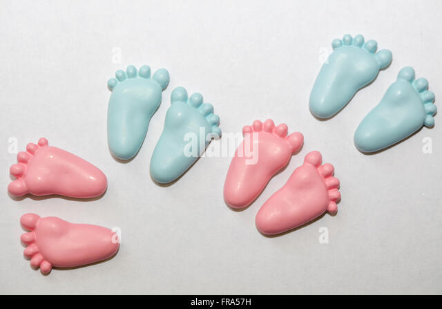 Baby blue feet stock photos baby blue feet stock images for Baby feet decoration