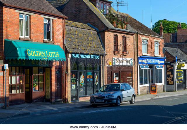 Chinese Restaurant In Dorchester Dorset