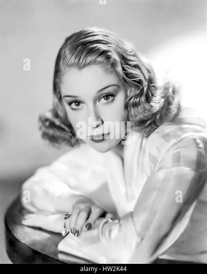 MITZI GREEN (1920-1969)  US stage and film actress about 1932 - Stock-Bilder