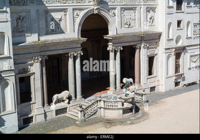 Villa medici stock photos villa medici stock images alamy - Villa medicis rome chambres ...