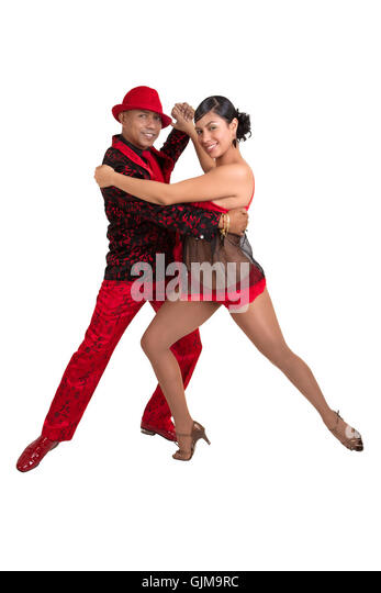 dancesport - Stock Image