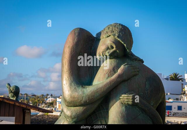 Corralejo Fuerteventura Canary Islands Spain - Stock-Bilder