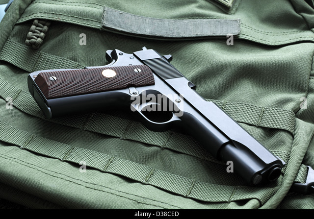 the legendary colt 45 essay How the colt single action army revolver won the west they were firing a legendary weapon to trace the story of the colt 45.