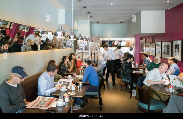 Raoul S Cafe Maida Vale