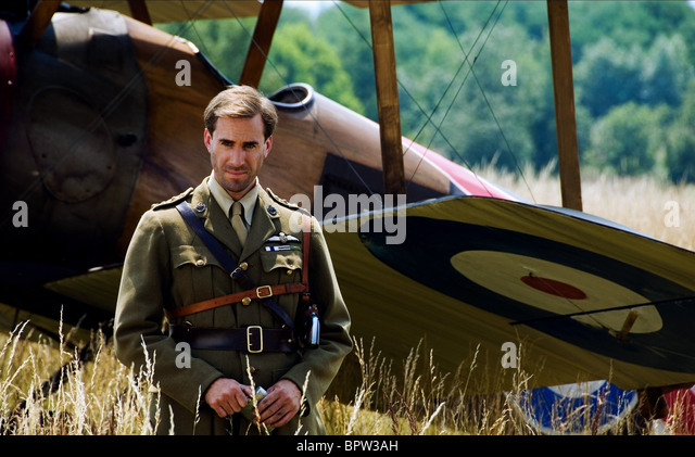 JOSEPH FIENNES THE RED BARON; DER ROTE BARON (2008) - Stock Image