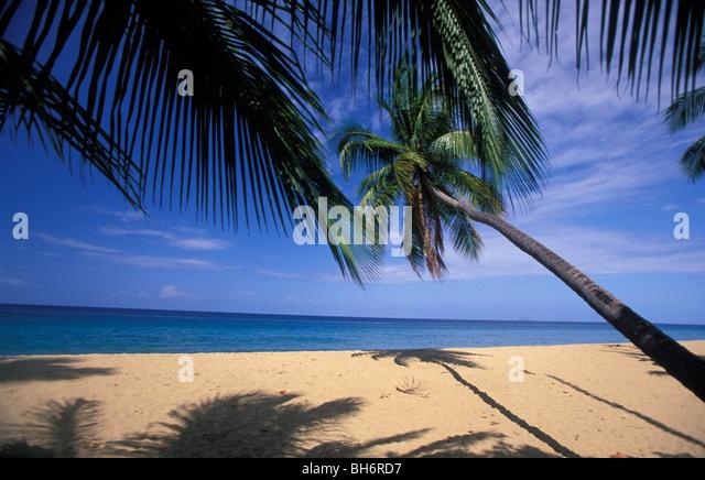 Playa Corsica near Rincon Puerto Rico - Stock Image