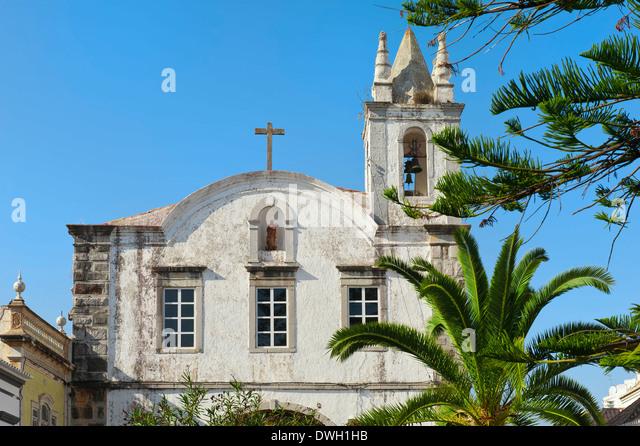 Sao Paulo Church, Tavira - Stock Image