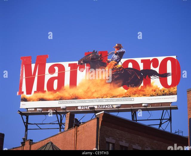 Amount of cigarettes Marlboro per day