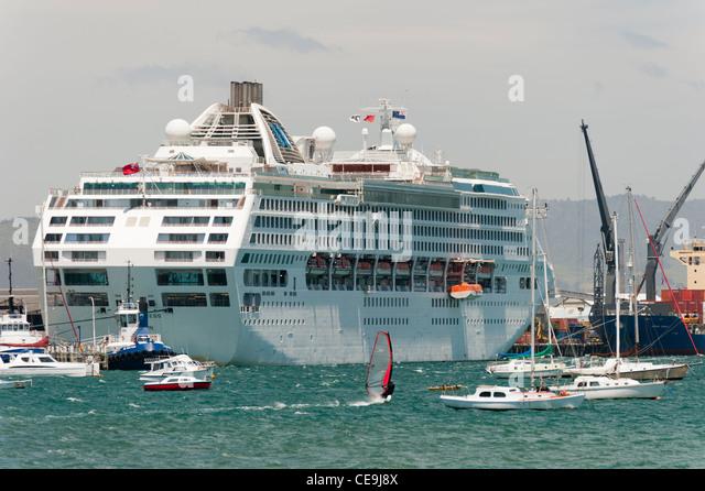 Sun Princess Cruise Ship Stock Photos Amp Sun Princess