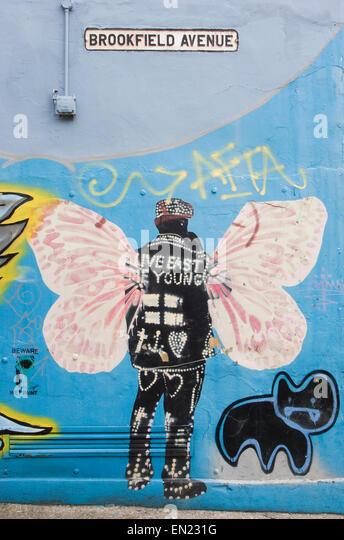 Street art graffiti bristol stock photos street art for West brookfield elementary school craft fair