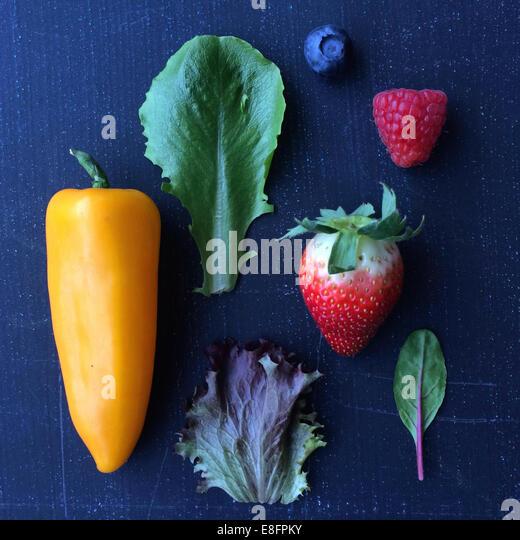 Healthy food - Stock-Bilder