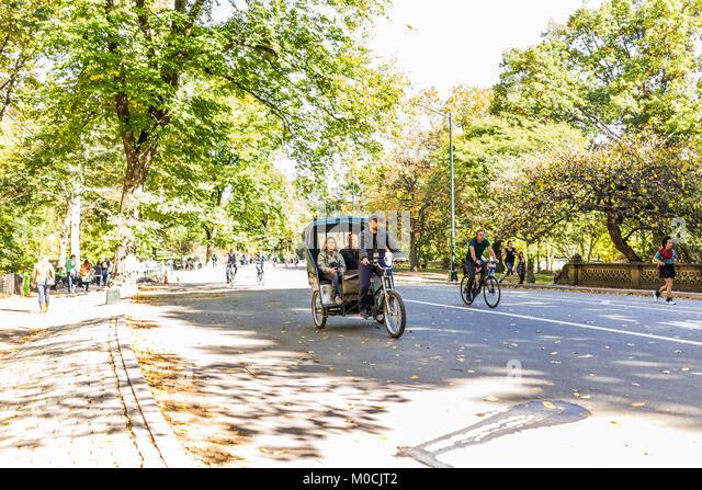 Bike Tour Manhattan October
