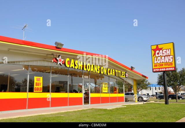 Cash Loan Car Titles