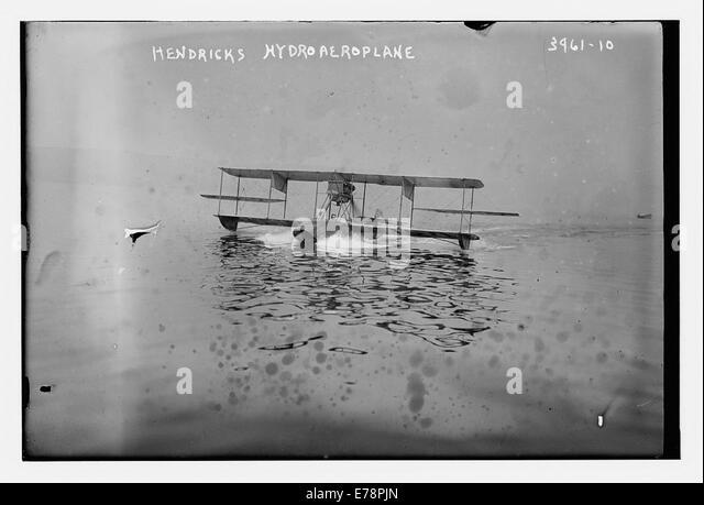 Hendricks Hydroaeroplane - Stock Image