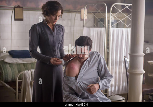 STONEHEARST ASYLUM 2014 Icon productions film with Kate Beckinsale and Jim Sturgess - Stock-Bilder