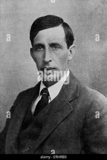 Leonard Woolf - British political theorist, author, publisher, and civil servant: 25 November 1880 – 14 August 1969. - Stock Image