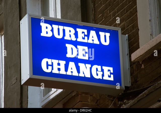 bureau de change stock photos bureau de change stock images alamy. Black Bedroom Furniture Sets. Home Design Ideas