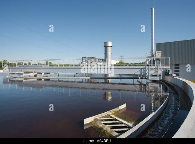 Dissertation on waste water treatment
