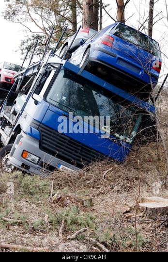 Car Accidents Lindlar Germany