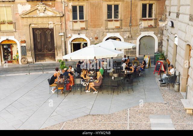 Downtown Restaurant Cagliari
