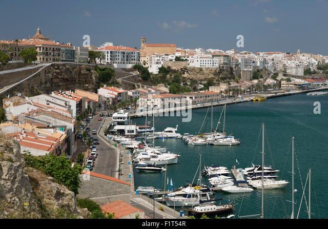Mahon Menorca Stock Photos & Mahon Menorca Stock Images - Alamy