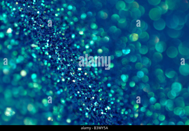 Abstract blue - Stock Image