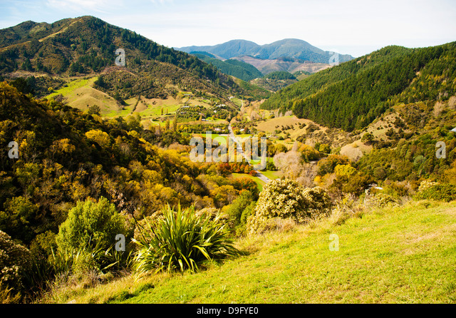 Nelson new zealand stock photos nelson new zealand stock for Landscaping rocks nelson