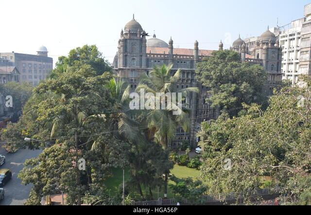 Mumbai Bombey India - Stock Image