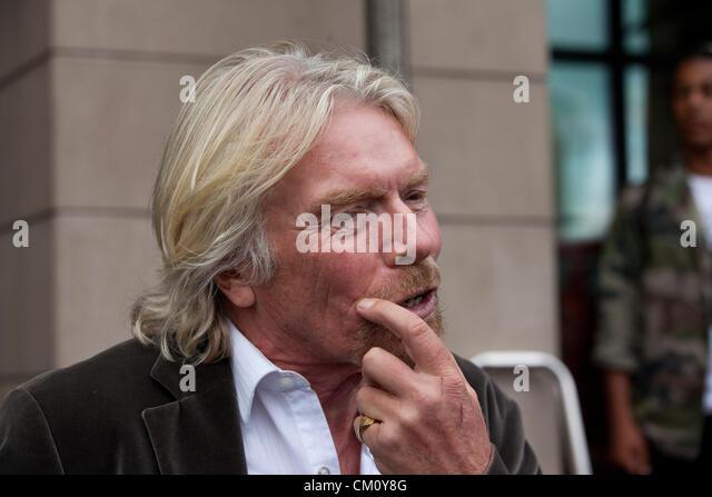 Sir Richard Branson, Chairman, Virgin Group, Ltd. Case Study