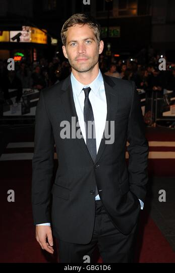 Fast and Furious Premiere - London - Stock Image