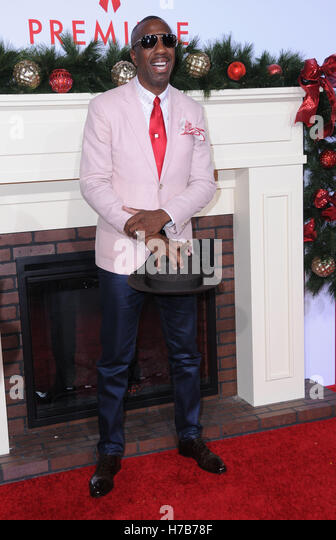 Westwood, CA, USA. 3rd Nov, 2016. 03 November 2016 - Westwood, California. J.B. Smoove. Premiere Of Universal's - Stock Image