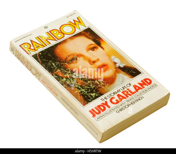 Rainbow - The Life of Judy Garland by Christopher Finch - Stock-Bilder