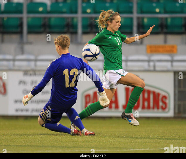 Republic Of Ireland V Azerbaijan: Tallaght Stock Photos & Tallaght Stock Images