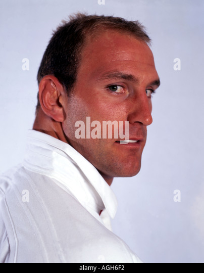 lawrence laurence dallaglio - Stock Image