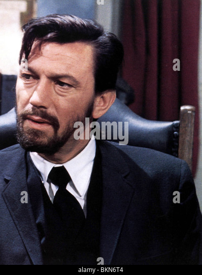 WUSA -1970 LAURENCE HARVEY - Stock Image