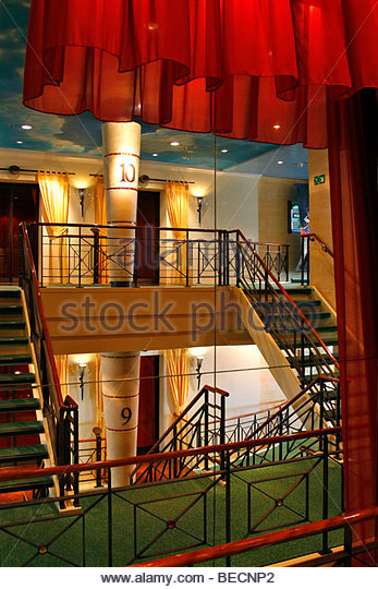 cruise ship interior inside stock photos cruise ship interior inside stock images alamy. Black Bedroom Furniture Sets. Home Design Ideas