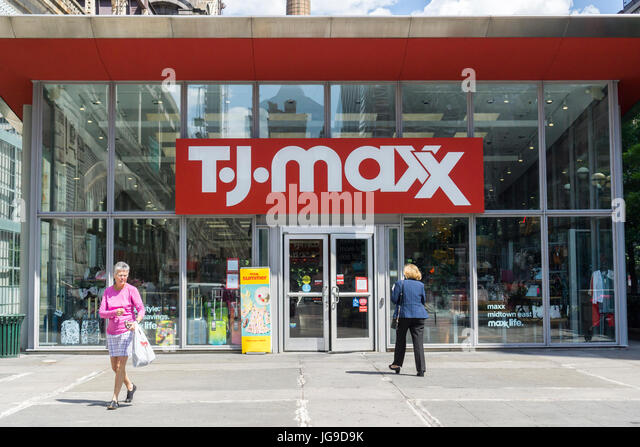 Address, Contact Information, & Hours of Operation for TJ Maxx Locations in New York