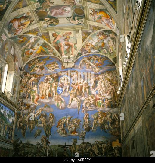 Sistine Chapel Stock Photos Sistine Chapel Stock Images Alamy