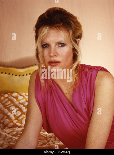 KIM BASSINGER  US film actress - Stock-Bilder