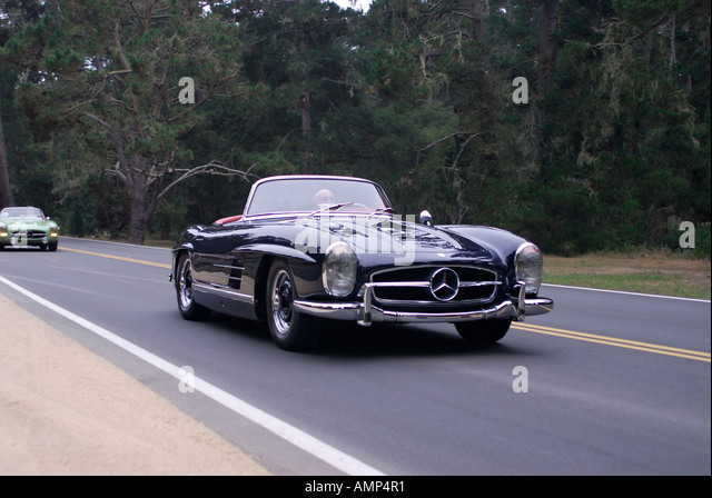 Stirling moss 1950s stock photos stirling moss 1950s for Moss motors mercedes benz