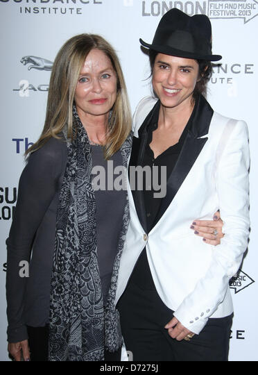 FRANCESCA GREGORINI & BARBARA BACH EMANUEL AND THE TRUTH ABOUT FISHES. INTERNATIONAL PREMIERE AT THE SUNDANCE - Stock Image