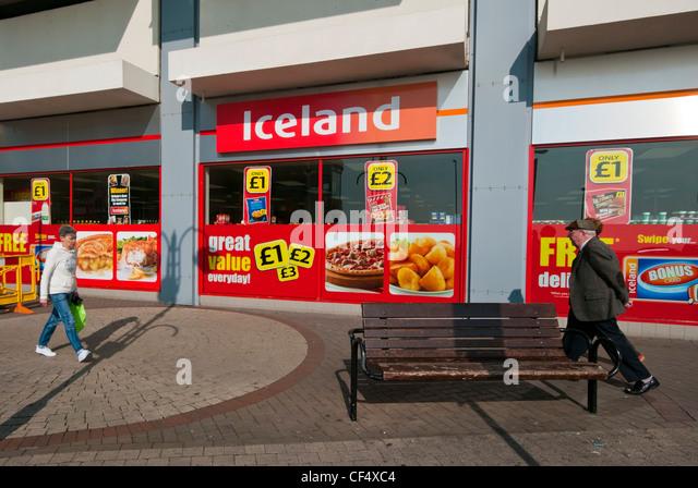 Reykjavik Shoe Stores