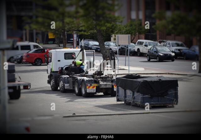 Overhead Crane Jha : Truckie stock photos images alamy