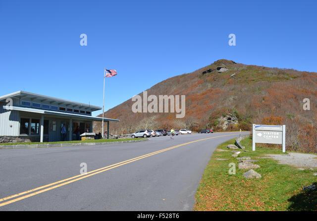 Craggy Gardens Blue Ridge Parkway Stock Photos Craggy Gardens Blue Ridge Parkway Stock Images