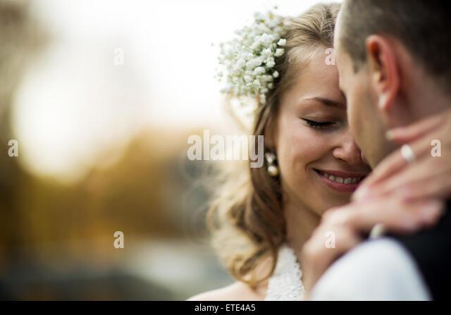 beautiful couple - Stock-Bilder